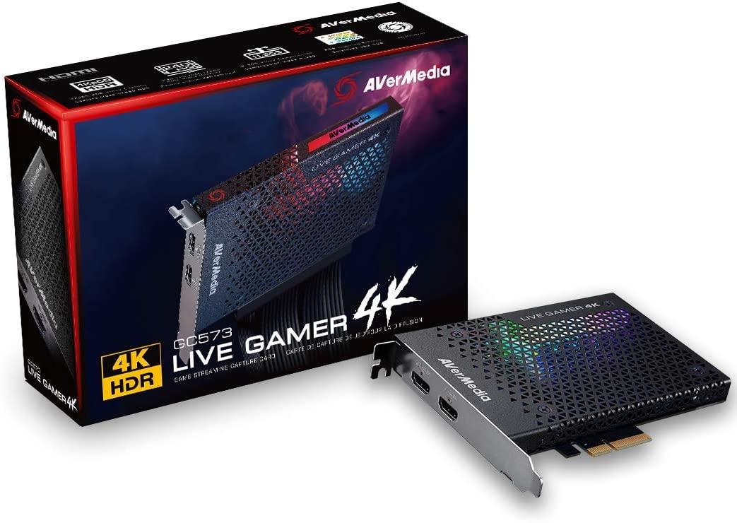 Ampliamos el nuevo Mac Pro con la capturadora Avermedia 4k GC573 y gráfica Radeon 5700XT