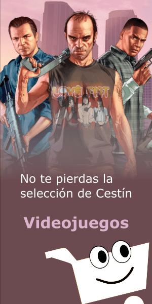 Artículos recomendados por Cestín para la categoría videojuegos