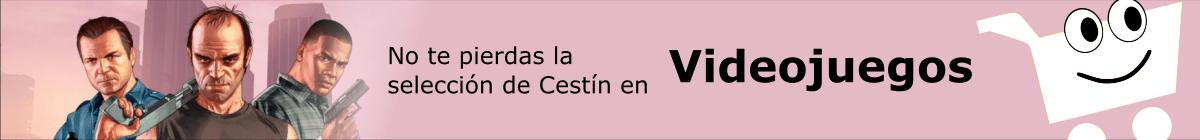Recomendados de Cestín en videojuegos